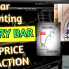 Bar Counting, what is a ENTRY BAR  Technical analysis in PRICE ACTION day trading